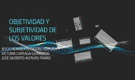 Copy of OBJETIVIDAD Y SUBJETIVIDAD DE LOS VALORES