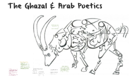 The Ghazal & Arab Poetics