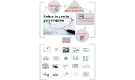Copy of Redacción para abogados