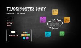 TRANSPORTES JANY