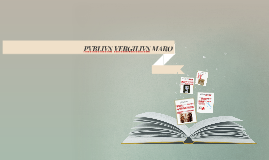 PVBLIVS VERGILIVS MARO