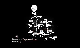 Desarrollo Organizacional Grupo G3