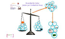 Valor-Peso