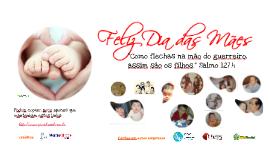 Copy of Feliz Dia das Mães