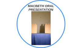 MACBETH ORAL PRESENTATION
