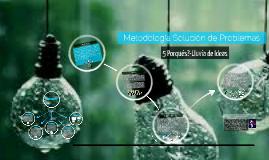 Metodología Solucion de Problemas