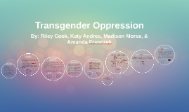 Transgender Oppression
