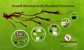 Growth Mindsets in the Preschool Classroom