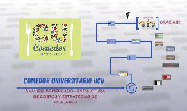 COMEDOR UNIVERSITARIO UCV