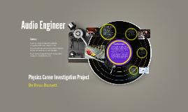 Physics Career Investigation Poject