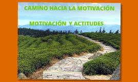 MOTIVACION Y ACTIDUDES