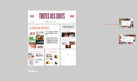 TOUTES DES CHEFS