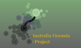 Australia/Oceania #Project