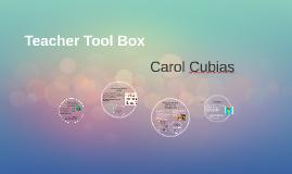 Teacher Tool Box