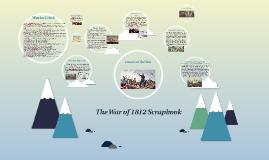 Copy of War of 1812 Scrapbook