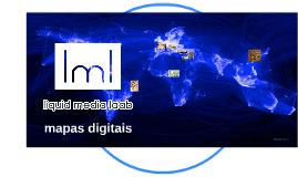 mapas digitais