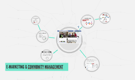 E-MARKETING & COMMUNITY MANAGEMENT
