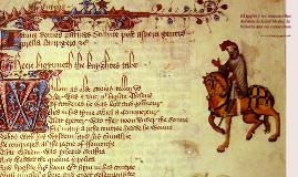 El inglés y los manuscritos durante la Edad Media, la histor