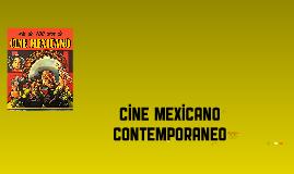 Copy of CINE CONTEMPORANEO MEXICANO