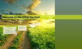 STEM Elective Journey