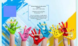 Copy of KINESIOLOGIA EN EDUCACIÓN REGULAR: Una visión colaborativa