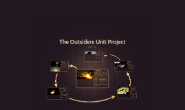 The Outsiders Unit Project