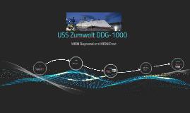 DDG 1000: Zumwalt