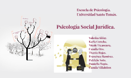 Psicología Social Jurídica.