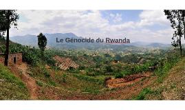 Copy of Génocide du Rwanda