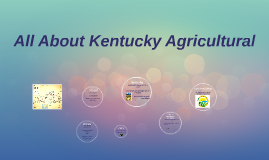 All About Kentucky Agricultural