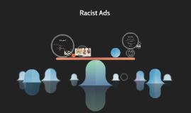 Racist Advertisiment