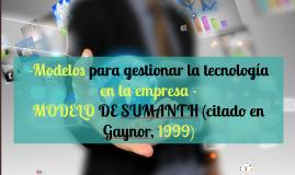 Modelo de Sumanth