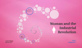 Woman and the Idustrial Revolution