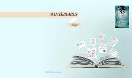 Libro Wintergirls
