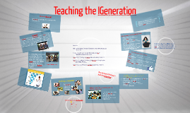 Teaching the IGeneration- Brittany Wiggins