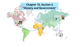 """Copy of Chapter 15, Section 2 """"History and Government"""""""