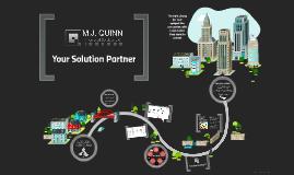 M.J. QUINN Your Solution Partner [BLACK]