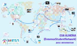 Copy of ESN ALMERIA (ErasmusStudentNetwork)