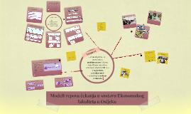 Copy of Modeli repova čekanja u sustavu Ekonomskog fakulteta u Osije