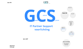 Copy of Noatum GCS voorlichting IT Partner Support