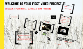 Welcome to Video Project