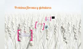 Proteinas globulares y fibrosas