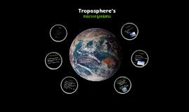 Troposphere's microorganisms