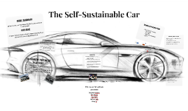 The Self-Sustainable Car