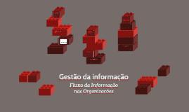 Copy of Gestão da informação
