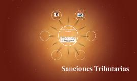 Sanciones Triburatias