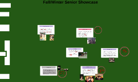 Fall/Winter Senior Showcase