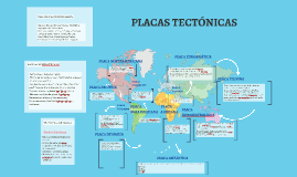 Copy of PLACAS TECTÓNICAS