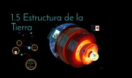 1.5 Estructura de la Tierra