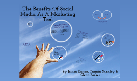 Copy of The Benefits of Social Media As A Marketing Tool
